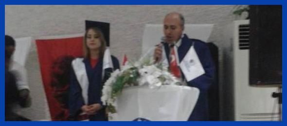 İzmir-2 Nolu Şubemizde Yükseklisans Mezuniyeti