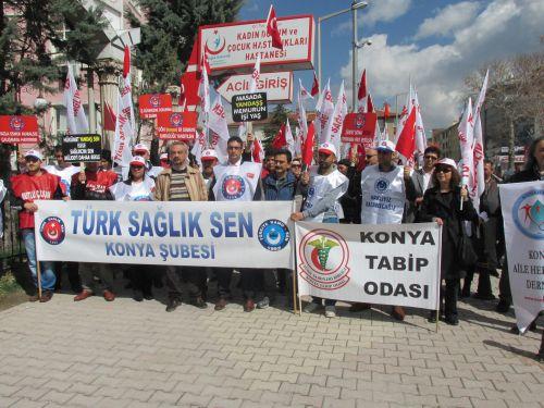 Konya'da Bayram Gelmiş Neyime Dedik