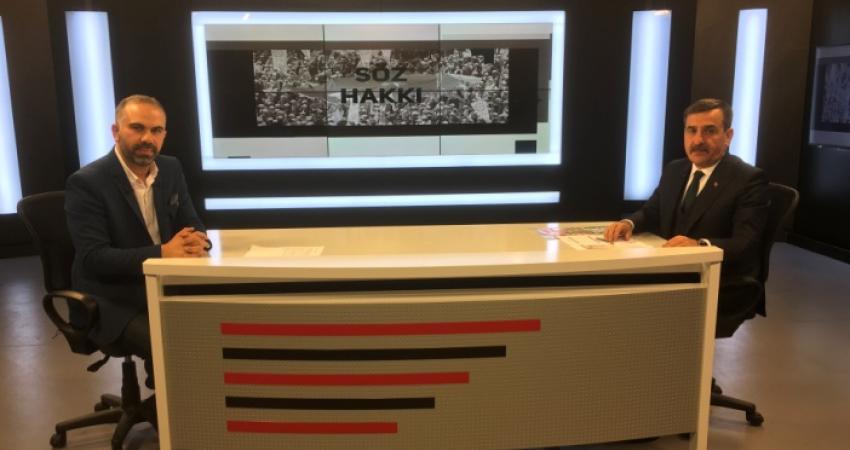 Genel Başkanımız Bengü Türk Ekranlarına Konuk Oldu