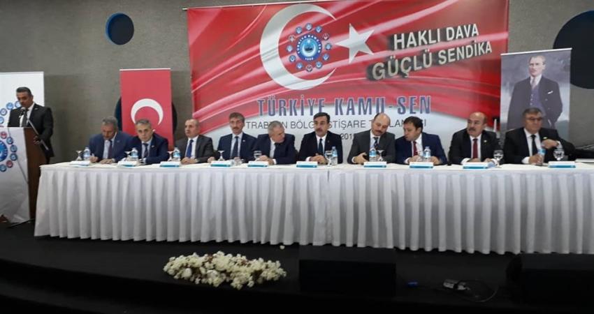 Trabzon Bölge İstişare Toplantımız Gerçekleştirildi