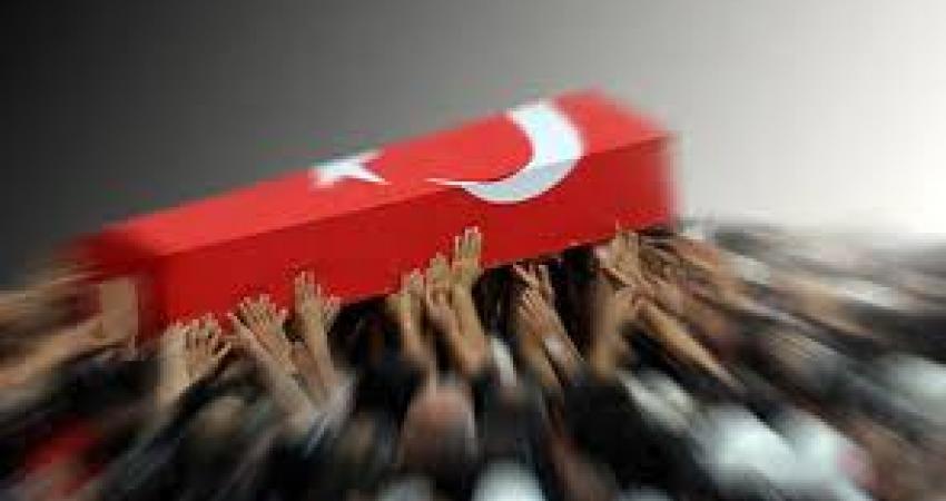 Türk Milletinin Başı Sağ Olsun;  5 Şehidimiz Var