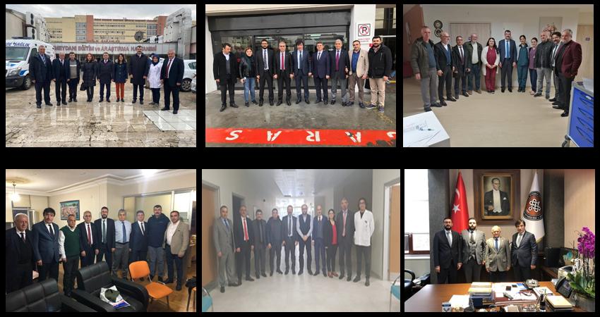 İstanbul'da Teşkilatımız ve Üyelerimiz İle Bir Araya Geldik