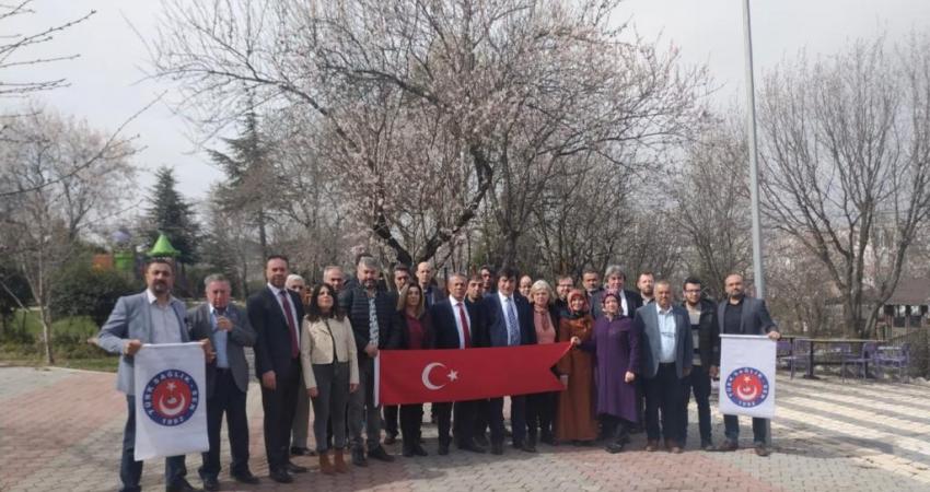 Eskişehir'de Temsilcilerimiz İle Bir Araya Geldik