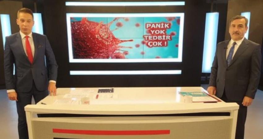 Genel Başkanımız Bengü Türk TV'de Koranavirüs Süreci İle İlgili Değerlendirmelerde Bulundu