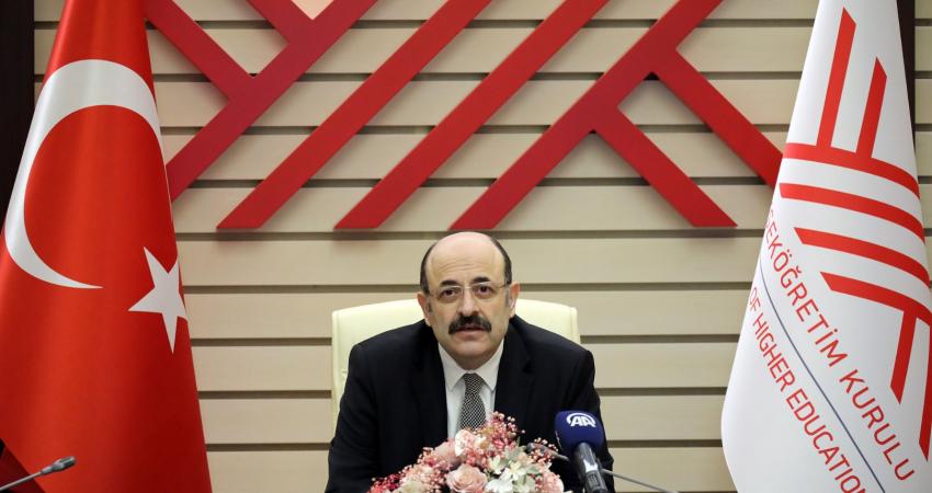 Genel Başkanımız YÖK Başkanıyla Ödenmeyen EK Ödemeleri Görüştü