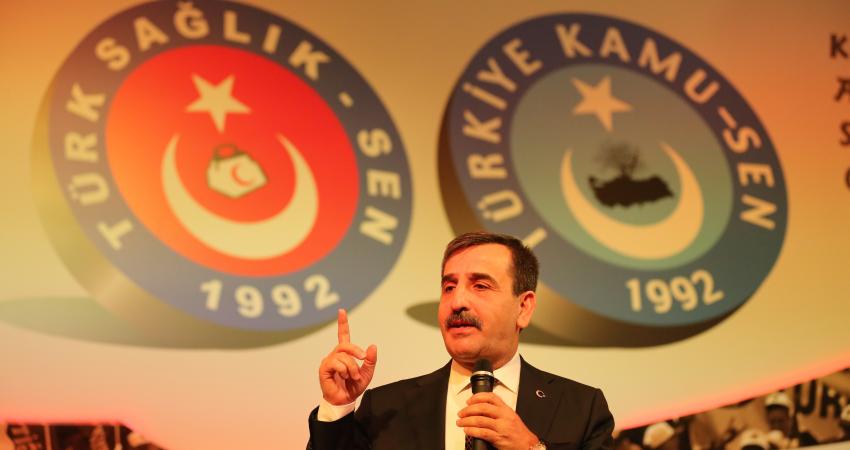 Türkiye Kamu-Sen Bu Sürecin Yükselen Yıldızı Olacaktır