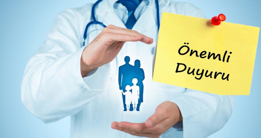 STKlardan Aile Hekimliği Sisteminde Görevli Çalışanların Mağduriyetleri ve Talepleri İle İlgili Ortak Açıklama