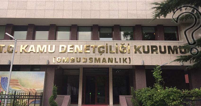 Sözleşmeliler İçin Ombudsman'a Başvurduk