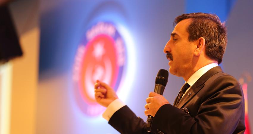 Sağlık Bakanlığı Sözleşmeli Yönetici Atamasında Ehliyet ve Liyakat Esas Alınmalıdır.