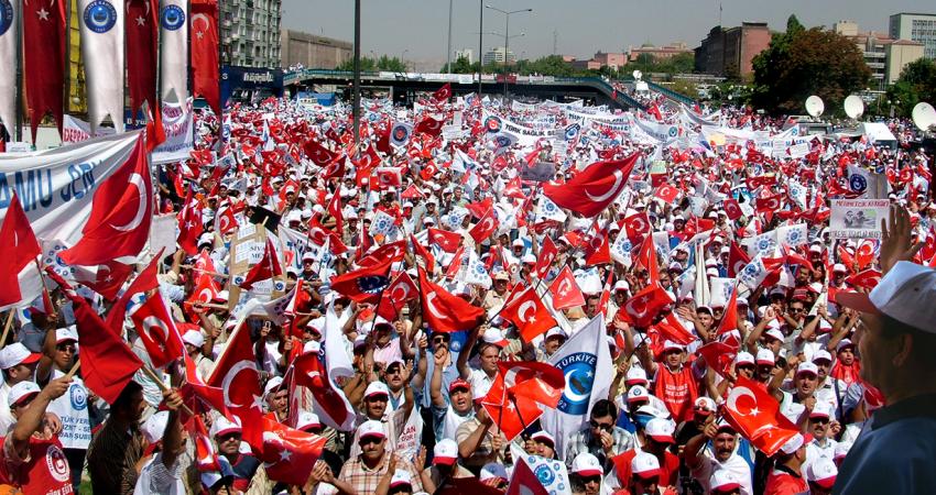 Türkiye Kamu-Sen Bu Yılda En Fazla Büyüyen Konfederasyon Oldu