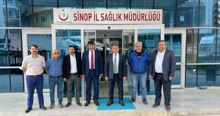 Kastamonu ve Sinop'u Ziyaret Ettik