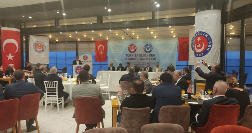 İstanbul'da Teşkilatımızla Buluştuk