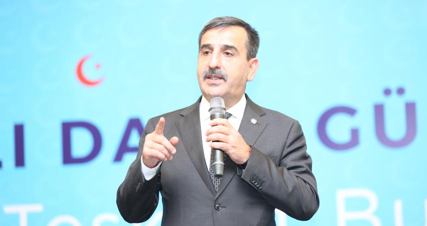 Genel Başkan Önder Kahveci: Memurun Gelir Vergisi %15'e Sabitlenmeli