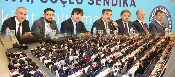 Türk Sağlık-Sen istişare toplantısı sonuç bildirgesi yayınlandı