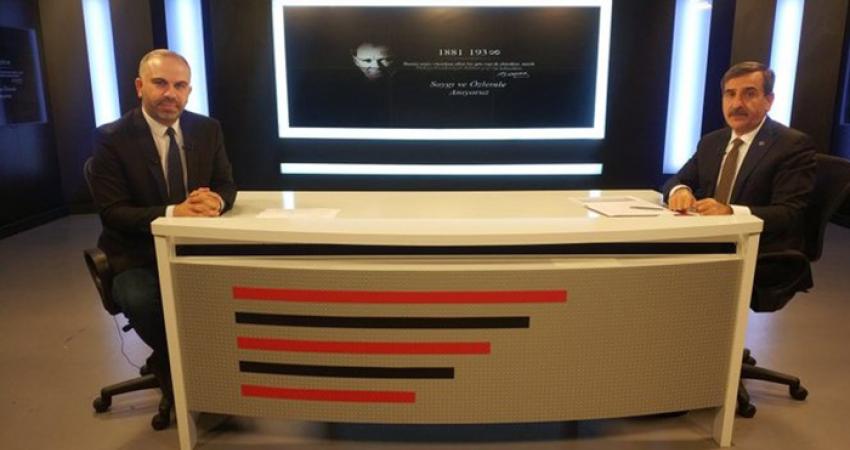 Genel Başkan Bengütürk Tv'de Gündemi Değerlendirdi
