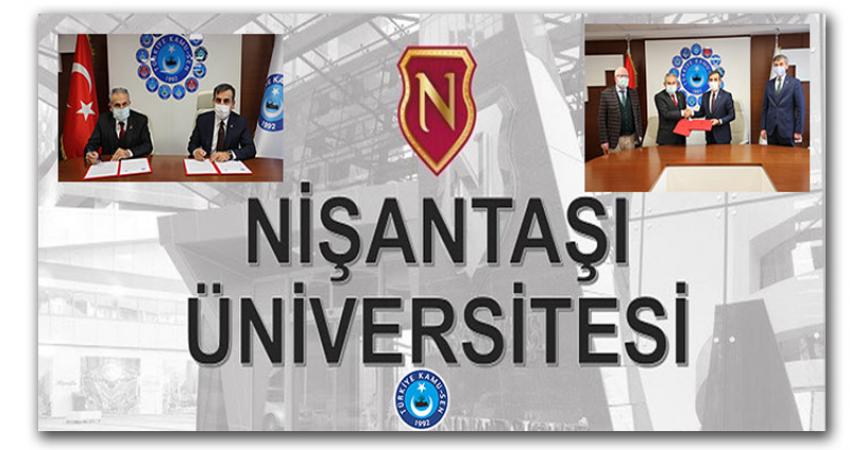 Nişantaşı Üniversitesi İle Üyelerimize Özel Yüksek Lisans ve Doktora Anlaşması İmzaladık