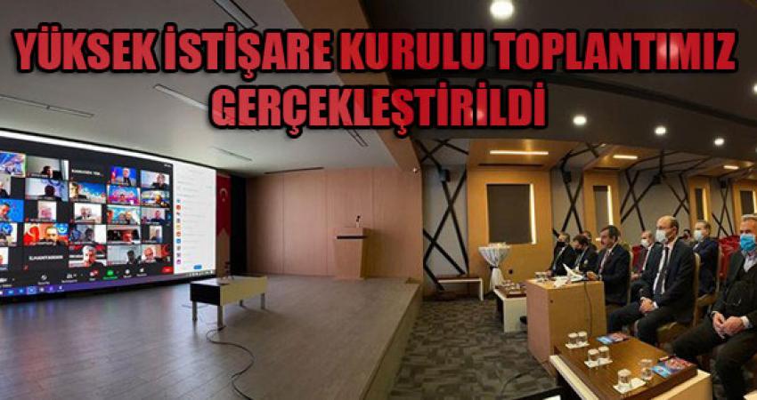 Genel Başkan Önder Kahveci: 4688 Sayılı Kanunda Ciddi Değişiklikler Yapılmalı