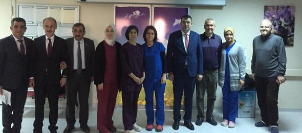Genel Başkan Yardımcılarımız Mustafa Köse ve Mustafa Yiğit sendikal çalışmalar kapsamında Malatya İlimizi ziyaret ettiler.