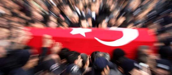 Van, Mardin ve Hakkari'de Şehitlerimiz Var