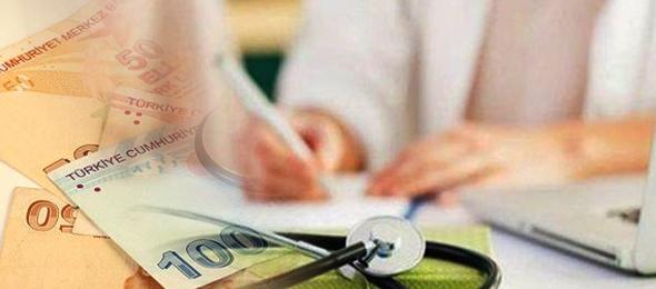 Vatandaş 9 Ayda 1 Milyar 595 bin TL Muayene Katılım Payı Ödedi.