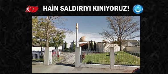 Yeni Zelanda'da iki ayrı camiye Cuma namazı sırasında düzenlenen silahlı saldırı sonucunda onlarca insan hayatını kaybederken, çok sayıda kişide yaralandı.
