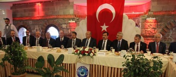 Çorum ve Amasya'da Teşkilatımız ve Üyelerimizle Buluştuk