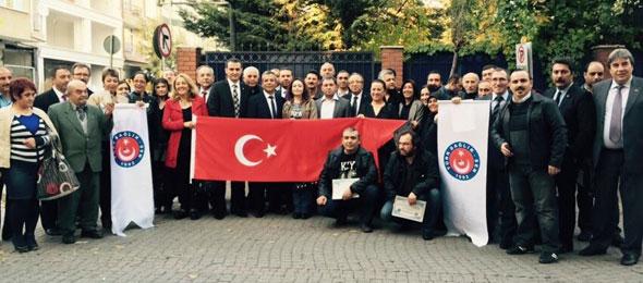 Eskişehir'de İşyeri Temsilcilerimizle Birlikteydik
