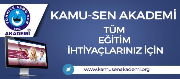 Türkiye Kamu-Sen'den Büyük Eğitim Hizmeti
