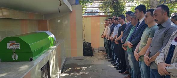 Kırşehir Şube Başkan Yardımcımızın Annesini Son Yolculuğuna Uğurladık