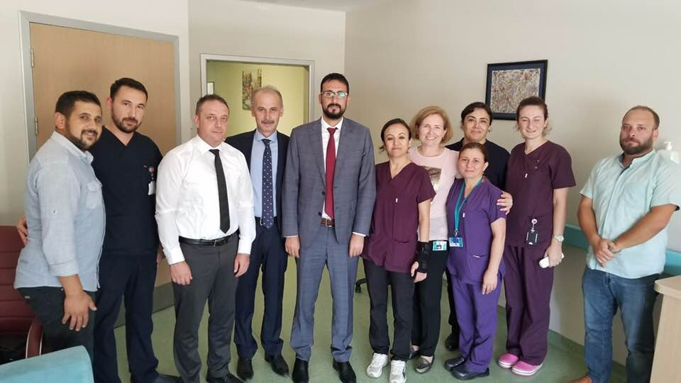 Genel Başkan Yardımcılarımız Hamza Olgun ve Mustafa Yiğit sendikal çalışmalar kapsamında Düzce'yi ziyaret etti.