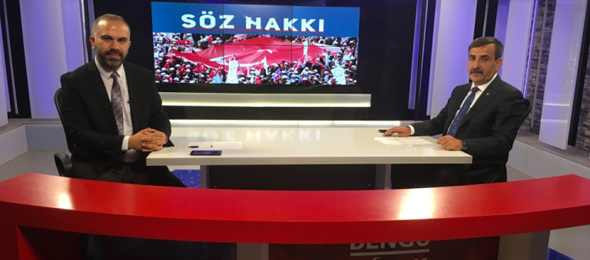 Genel Başkanımız Önder Kahveci, Bengü Türk TV'de her Salı yayınlanan ve çalışma hayatının nabzını tutan, Gökhan Altunkaş'ın sunduğu Söz Hakkı programının canlı yayın konuğu oldu.
