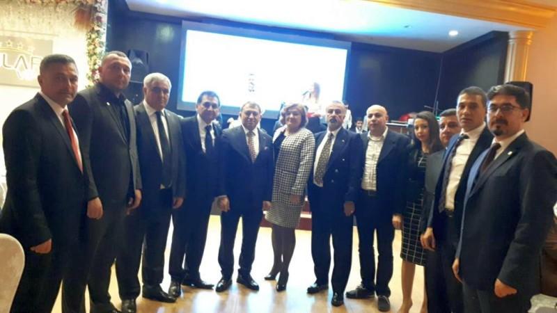 Adana 1 Nolu ve Adana Üniversite şubelerimizin birlikte gerçekleştirdiği toplantıya Genel Başkan Yardımcımız Ümit Turhan katıldı.