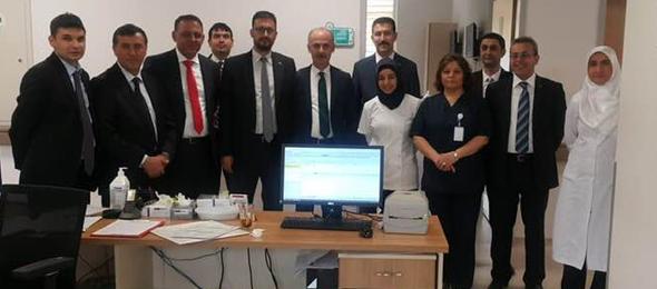 Genel Başkan Yardımcılarımız Hamza Olgun ve Mustafa Yiğit sendikal çalışmalar kapsamında Konya Şubemizi ziyaret ettiler.