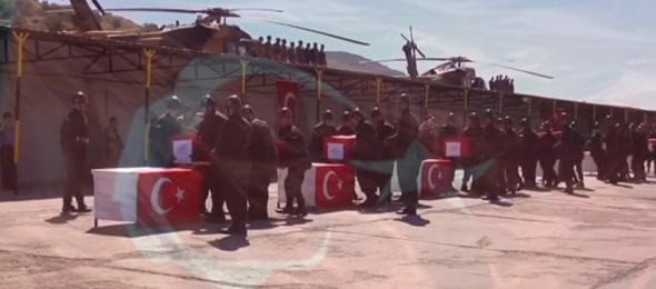 İstanbul'da askeri helikopterin düşmesi sonucu dört askerimiz şehit oldu. Türkiye Kamu-Sen ve Türk Sağlık-Sen Genel Başkanı Önder Kahveci, elim kazaya ilişkin yayınladığı baş sağlığı mesajında Türk milletine baş sağlığı diledi.