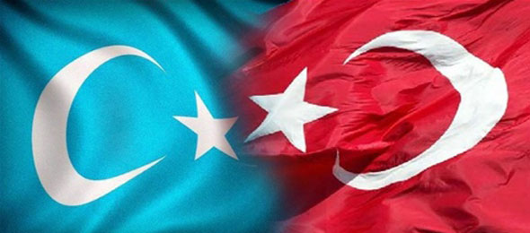 4 Temmuz'da Doğu Türkistan İçin Alanlardayız
