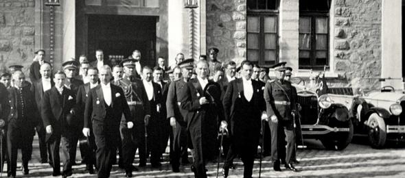 Ankara'nın Başkent Oluşunun 94. Yıldönümü Kutlu Olsun