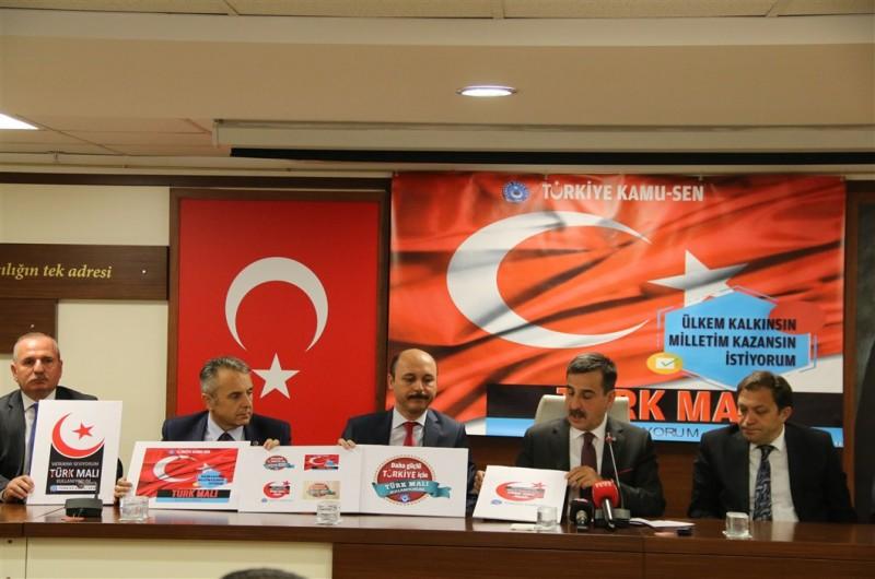 Türkiye Kamu-Sen olarak son günlerde ülkemize yönelik olarak yapılan ekonomik saldırılara karşı alınabilecek önlemler paketini düzenlediğimiz basın toplantısıyla açıkladık.