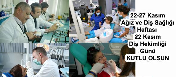 Diş Hekimleri, Ağız ve Diş Sağlığı Çalışanlarının Sorunları Çözülmeli