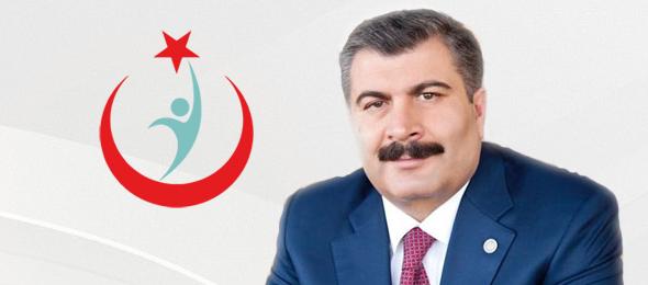 Dün ilan edilen kabine ile yeni sistemin ilk Sağlık Bakanı Dr. Fahrettin Koca oldu.