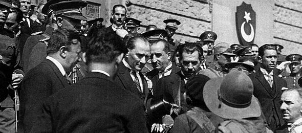 Gazi Mustafa Kemal Atatürk'ün Ankara'ya Gelişinin 99.Yılı Kutlu Olsun