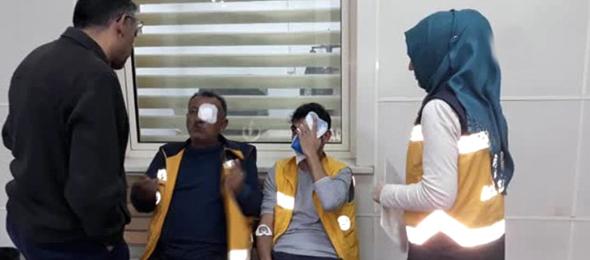 Sözün Bittiği Yer: Ölen Köpeklerini Almayan 112 Çalışanlarına Saldırdılar