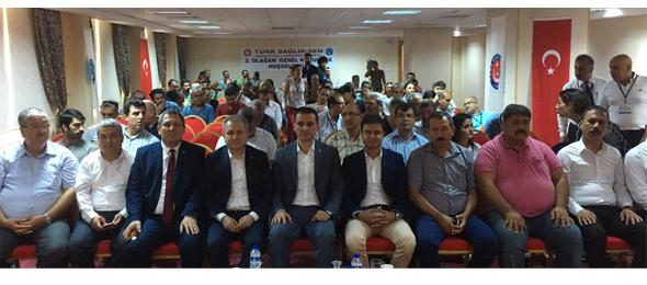 Adana Üniversite Şubemiz 2. Olağan Genel Kurulunu Gerçekleştirdi