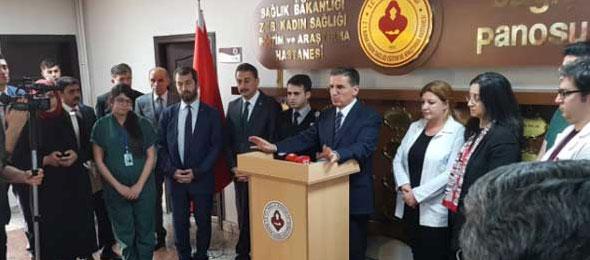 Ankara Valisinin Tavrı Kıymetlidir