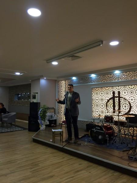 Genel Başkan Yardımcılarımız İsmail Türk ve Kenan Karaçam sendikal çalışmalar kapsamında Düzce'yi ziyaret ederek Düzce Şubemiz tarafından düzenlenen toplantıya katıldılar.