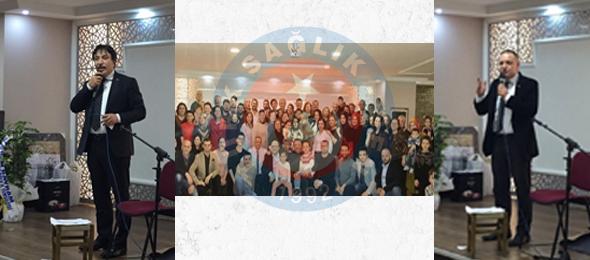 Düzce'de Teşkilatımız ve Çalışanlar İle Bir Araya Geldik