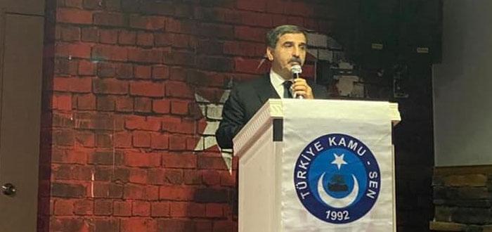 Türkiye Kamu-Sen Genel Başkanı Önder Kahveci ve Yönetim Kurulu Üyelerimiz Bölge İstişare Toplantıları çerçevesinde Van ilimizde teşkilat mensuplarımız ve üyelerimizle buluştu.