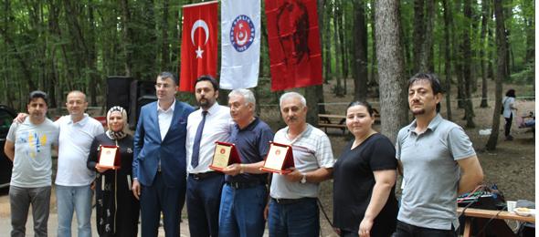 İstanbul Üniversite şubemizin gerçekleştirdiği piknikte teşkilatımız ve çalışanlarla bir araya geldik.