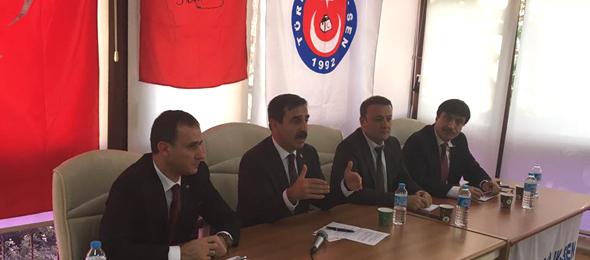 İstanbul'da GATA Çalışanları Bir Araya Geldik
