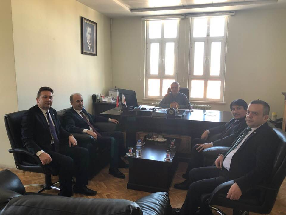 Genel Başkan Yardımcılarımız İsmail Türk ve Mustafa Yiğit sendikal çalışmalar kapsamında Kütahya Şubemizi ziyaret ettiler.