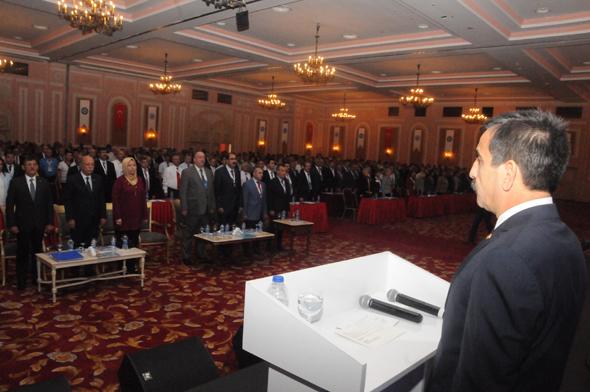 """Konfederasyonumuzun  Antalya'da düzenlediği """"Sendikacılıkta Gerçek Dost, Asıl Adres"""" temalı TÜRKİYE KAMU-SEN BAŞKANLAR KURULU İSTİŞARE TOPLANTISI tamamlandı."""